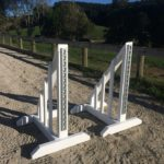 Quality timber jump equipment made to order.