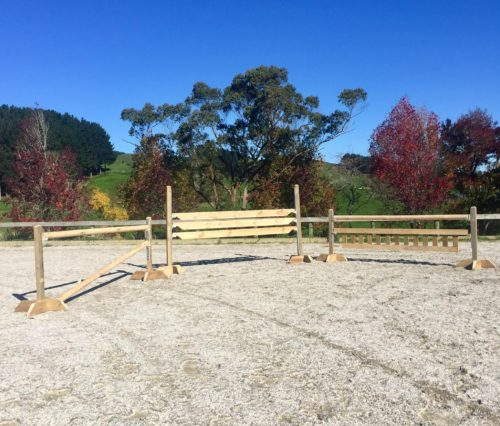 Equestrian equipment | Show jumping ste